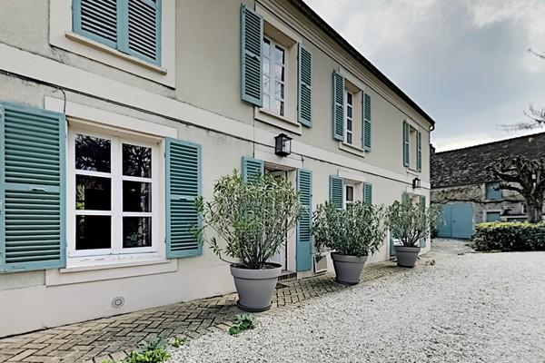 Maison 6 pièces à Saint-Sauveur-sur-Ecole (77930)