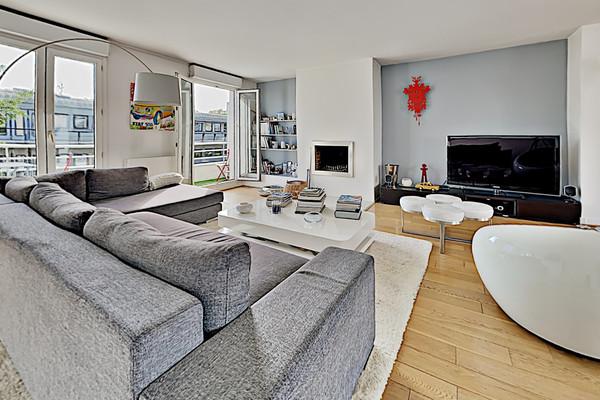 Appartement 6 pièces à Issy-les-Moulineaux (92130)