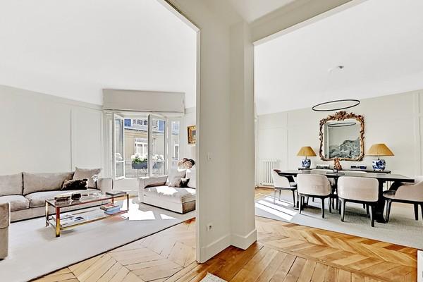 Appartement 4 pièces à Paris (75016)